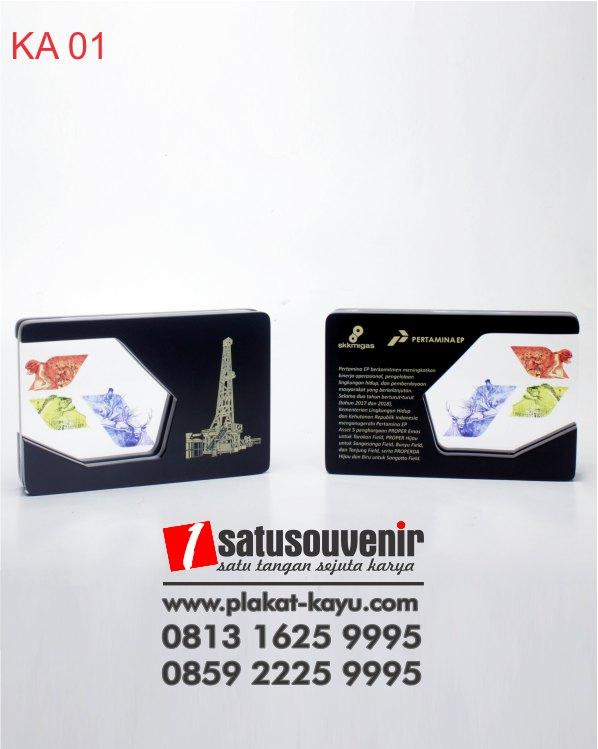 KA01-Plakat-Kayu-Akrilik-Pertamina-SKK-Migas-Print-Flatbed